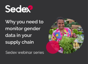 Why you need to monitor gender data in your supply chain